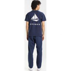 T-shirty męskie z nadrukiem: Orsman YACHT Tshirt z nadrukiem navy