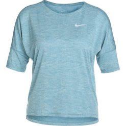 Nike Performance DRY MEDALIST Tshirt basic ocean bliss/vast grey/reflective silver. Niebieskie t-shirty damskie Nike Performance, xl, z materiału. W wyprzedaży za 181,30 zł.
