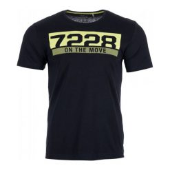 T-shirty męskie: S.Oliver T-Shirt Męski M Niebieski