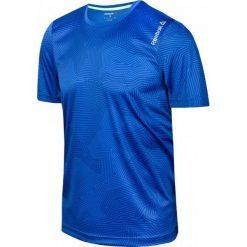 Reebok Koszulka męska Running Essentials Short Sleeve Tee r.S (AI1020). Pomarańczowe t-shirty męskie marki Reebok, z dzianiny, sportowe. Za 70,93 zł.