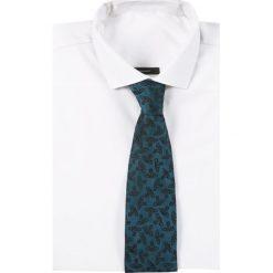 Krawaty męskie: Vivienne Westwood Krawat petrol