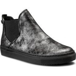 Sztyblety CARINII - B2779 I23-000-PSK-B67. Czarne buty zimowe damskie Carinii, z gumy. W wyprzedaży za 219,00 zł.