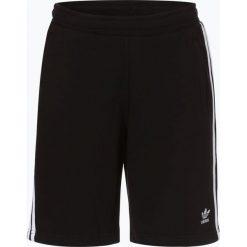 Adidas Originals - Spodnie dresowe męskie, czarny. Czarne spodenki dresowe męskie marki bonprix, w paski. Za 179,95 zł.