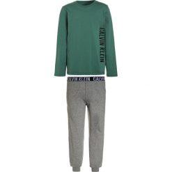 Calvin Klein Underwear Piżama smoke pine. Zielone bielizna chłopięca marki Calvin Klein Underwear, z bawełny. W wyprzedaży za 151,20 zł.