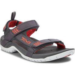 Sandały TEVA - Tenza M 4141 Dark Shadow/Red. Szare sandały męskie skórzane Teva. W wyprzedaży za 259,00 zł.