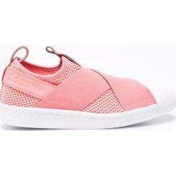 Adidas Originals - Buty Superstar SlipOn W. Szare trampki damskie adidas superstar marki adidas Originals, z gumy. W wyprzedaży za 219,90 zł.