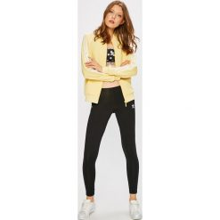 Adidas Originals - Biustonosz. Szare biustonosze bardotka adidas Originals, z dzianiny. W wyprzedaży za 139,90 zł.
