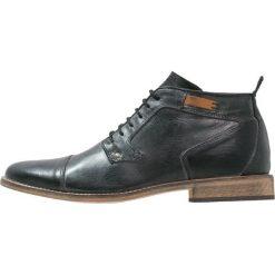 Pier One Sznurowane obuwie sportowe black. Czarne buty sportowe męskie marki Pier One, z materiału, na sznurówki. Za 379,00 zł.