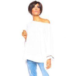 """Bluzki, topy, tuniki: Koszulka """"Pamela"""" w kolorze białym"""