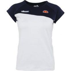 Ellesse ADMIRAL Tshirt z nadrukiem optic white/peacoat. Białe t-shirty damskie Ellesse, z nadrukiem, z elastanu. Za 169,00 zł.