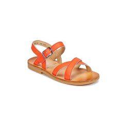 Sandały Dziecko  Start Rite  NICE II. Brązowe sandały dziewczęce marki Start Rite. Za 231,20 zł.