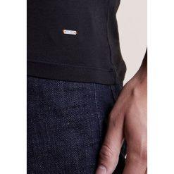 BOSS Orange TROY Tshirt basic black. Czarne koszulki polo BOSS Orange, m, z bawełny. Za 249,00 zł.