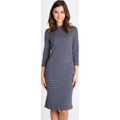 Sukienki: Sukienka z zamkami na biodrach QUIOSQUE