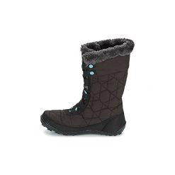 Śniegowce Dziecko Columbia  YOUTH MINX MID II WATERPROOF OMNI-HEAT. Brązowe buty zimowe chłopięce Columbia. Za 266,00 zł.