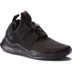 Buty NIKE - Free Rn Cmtr 2018 AA1620 002 Black/Oil Grey. Czarne buty do biegania męskie Nike, z materiału. W wyprzedaży za 329,00 zł.