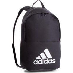 Plecak adidas - Classic BP CF9008 Black/Black/White. Czarne plecaki męskie marki Adidas, do piłki nożnej. W wyprzedaży za 109,00 zł.