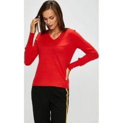 Noisy May - Sweter. Szare swetry klasyczne damskie marki Noisy May, l, z dzianiny, z okrągłym kołnierzem. Za 89,90 zł.