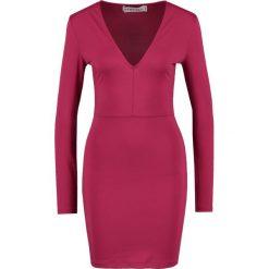 Sukienki hiszpanki: Ivyrevel ELEANOR Sukienka etui dark raspberry