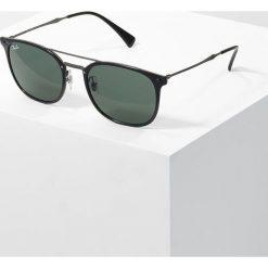 RayBan Okulary przeciwsłoneczne black. Czarne okulary przeciwsłoneczne damskie lenonki Ray-Ban. Za 939,00 zł.