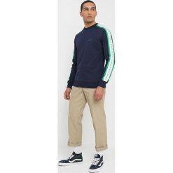 Calvin Klein Jeans SIDE STRIPE Bluza dark blue. Niebieskie kardigany męskie marki Calvin Klein Jeans, m, z bawełny. W wyprzedaży za 439,20 zł.