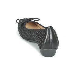 Czółenka Dorking  YVON. Czarne buty ślubne damskie Dorking. Za 279,20 zł.