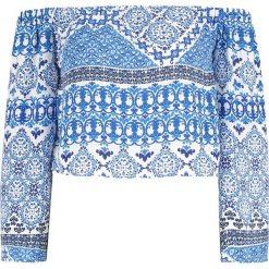 Bluzki asymetryczne: Ivyrevel KEY Bluzka tile