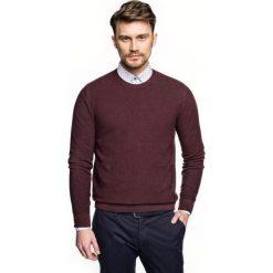 Sweter cilian półgolf fiolet. Czarne swetry klasyczne męskie Recman, m, z golfem. Za 219,00 zł.