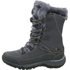 HiTec EQUILIBRIO ST BIJOU 200  Śniegowce charcoal. Szare buty zimowe damskie Hi-tec, z materiału. Za 439,00 zł.