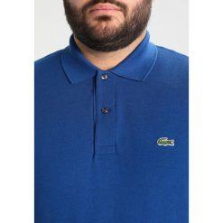 Lacoste CROCODIL Koszulka polo blau. Niebieskie koszulki polo Lacoste, l, z bawełny. Za 409,00 zł.