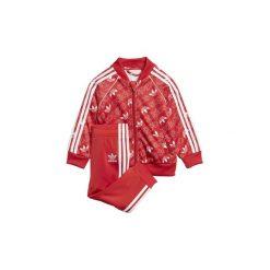 Spodnie dziewczęce: Zestawy dresowe adidas  Dres Monogram Trefoil SST