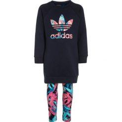 Adidas Originals FEATHER CREW SET Bluza legend ink/multicolor. Czerwone bluzy chłopięce marki adidas Originals, z bawełny. W wyprzedaży za 194,35 zł.