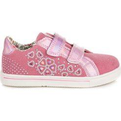 Buty dziecięce: Stylowe trampki dziewczęce JAYCEE