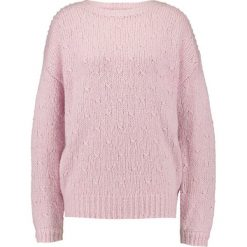 Swetry klasyczne damskie: Moves VALORA Sweter dusty pink