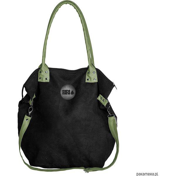 af8162ce6e24d Torba Worek Czarna - Czarne torebki klasyczne damskie Pakamera, bez ...