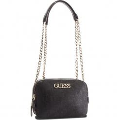 Torebka GUESS - HWSG71 78140 BLA. Czarne torebki klasyczne damskie Guess, z aplikacjami, ze skóry ekologicznej, duże. Za 559,00 zł.