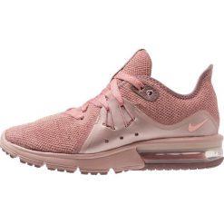 Nike Performance AIR MAX SEQUENT 3 PRM Obuwie do biegania treningowe rust pink. Czarne buty do biegania damskie marki Nike Performance, l, z materiału. Za 459,00 zł.