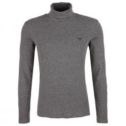 S.Oliver T-Shirt Męski L Ciemnoszary. Szare t-shirty męskie S.Oliver, l, z golfem. Za 99,90 zł.