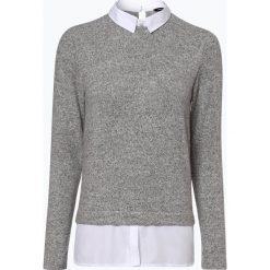 More & More - Sweter damski, szary. Szare swetry klasyczne damskie More & More, s. Za 259,95 zł.