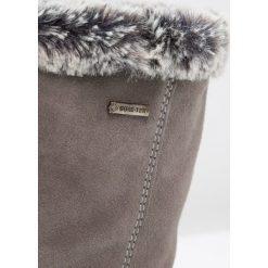 Primigi Śniegowce grigio/grigio. Szare buty zimowe chłopięce Primigi, z materiału. W wyprzedaży za 194,50 zł.