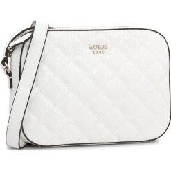 Torebka GUESS - Kamryn (GS) HWGS66 91120  WHI. Białe listonoszki damskie Guess, z aplikacjami. Za 399,00 zł.