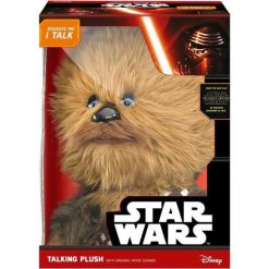 Przytulanki i maskotki: Star Wars. Mówiąca maskotka Chewbacca 38 cm (222813)