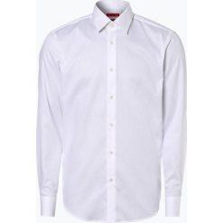 HUGO - Koszula męska łatwa w prasowaniu – C-Enzo, czarny. Niebieskie koszule męskie non-iron marki HUGO, m, z bawełny. Za 249,95 zł.
