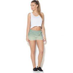 Colour Pleasure Spodnie damskie CP-020 258 zielone r. XL/XXL. Fioletowe spodnie sportowe damskie marki Colour pleasure, uniwersalny. Za 72,34 zł.