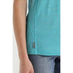 Icebreaker SPHERE SLEEVELESS TEE Koszulka sportowa lagoon heather - 2