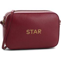 Torebka COCCINELLE - CV3 Mini Bag E5 CV3 55 G9 31 Grape R04. Czerwone listonoszki damskie marki Coccinelle, ze skóry. W wyprzedaży za 659,00 zł.