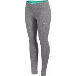 Spodnie damskie: 4f Legginsy damskie szare r. L (H4L17-SPDF004GREY)