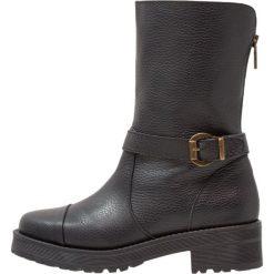 Botki damskie lity: Shoe The Bear Botki black