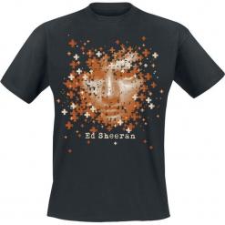 Ed Sheeran Pieces T-Shirt czarny. Czarne t-shirty męskie Ed Sheeran, xl. Za 62,90 zł.