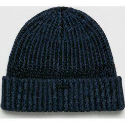 Medicine - Czapka Retro Racer. Czarne czapki zimowe męskie MEDICINE, na zimę, z dzianiny, retro. Za 39,90 zł.