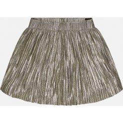 Mayoral - Spódnica dziecięca 128-167 cm. Szare spódniczki dziewczęce marki Mayoral, l, z elastanu, midi, rozkloszowane. W wyprzedaży za 59,90 zł.